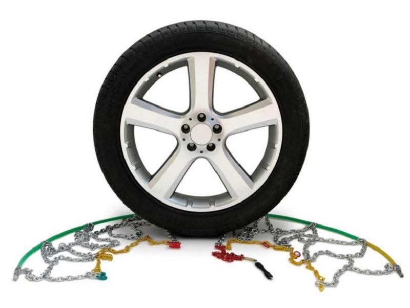 Verige za avto pa so idealne za premagovanje zamrznjenih voznih površin